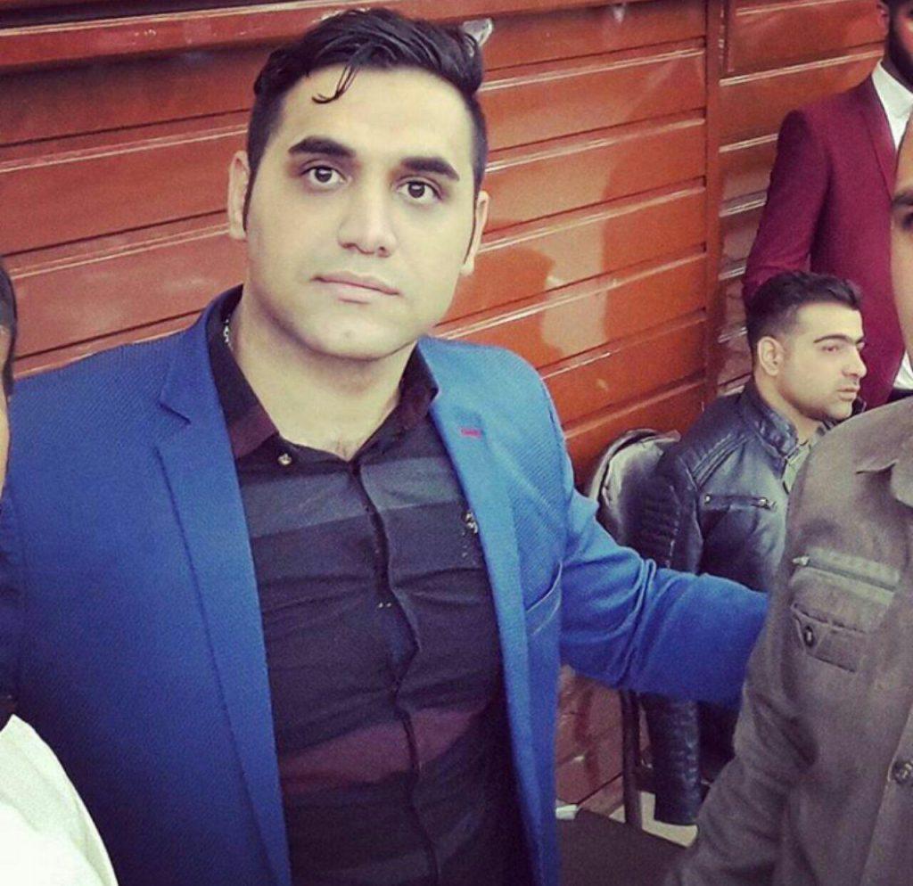 آرمین نجفی - باران بارانه