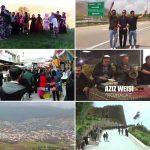 دانلود موزیک ویدیو جدید عزیز ویسی به نام روژهلات