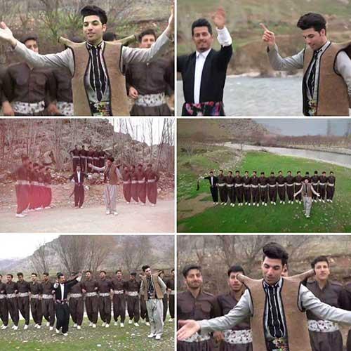 دانلود موزیک ویدیو جدید و شاد احسان آزادی به نام دت لکستانی