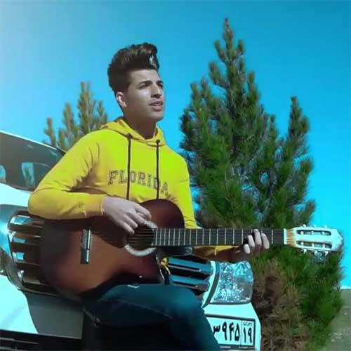 دانلود موزیک ویدیو جدید احسان آزادی به نام روزگار نامرد