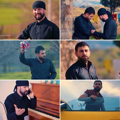 دانلود موزیک ویدیو جدید بختیار صالح و میران علی به نام لیلم