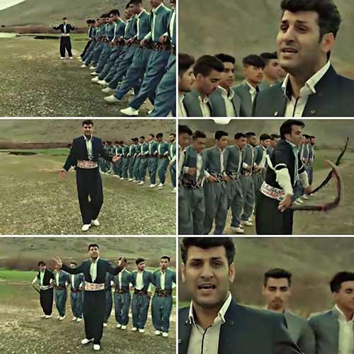 دانلود موزیک ویدیو جدید روح الله کریمی به نام دت هرسینی