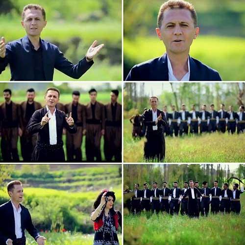 دانلود موزیک ویدیو کردی جدید دلسوز خالدی به نام خری گیان