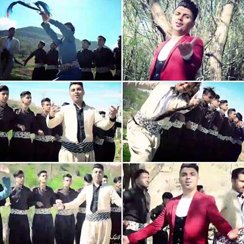 دانلود موزیک ویدیو کردی جدید میثم مهرانفر به نام کوزه له شان