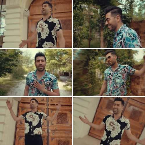 دانلود موزیک ویدیو کردی جدید سیوان گاگلی به نام عاشقی توم