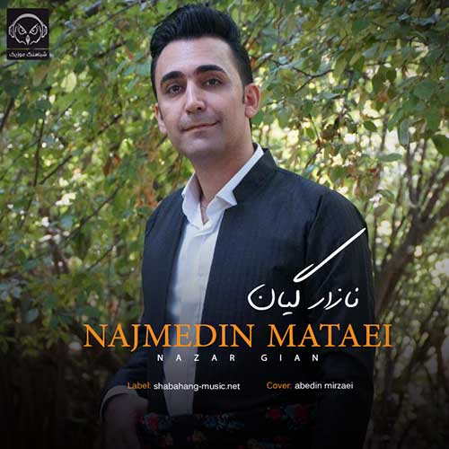 دانلود موزیک ویدیو جدید نجم الدین مطاعی به نام نازار گیان